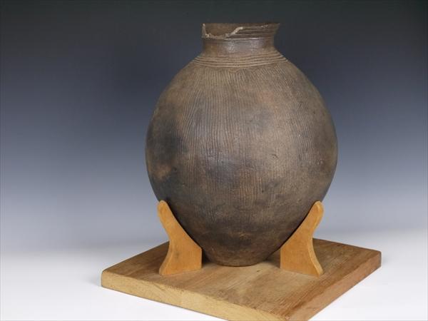 土師器 丸壺