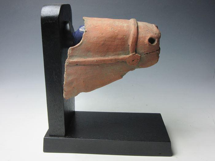 馬の口 埴輪