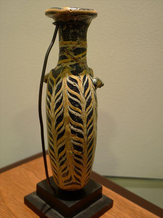 シリア サンドコアガラス小瓶