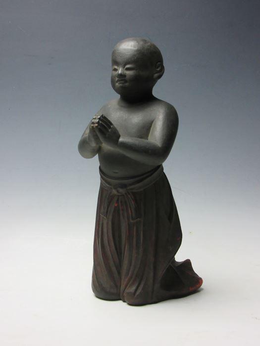 木彫 聖徳太子像